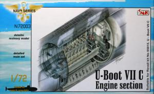 U-Boot VII C Engine section