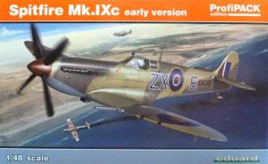 Galerie: Spitfire Mk.IXc early version