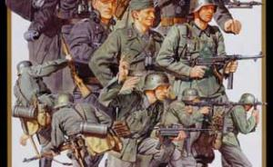 WW II German Infantry Set