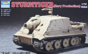 Sturmtiger Early Production