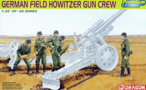 : German Field Howitzer Gun Crew