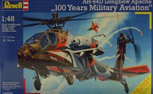 "AH-64D Longbow Apache ""100 Years Military Aviation"""