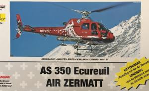 Kit-Ecke: AS 350 Air Zermatt