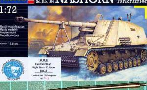 : Sd.Kfz.164 Nashorn - High Tech Edition