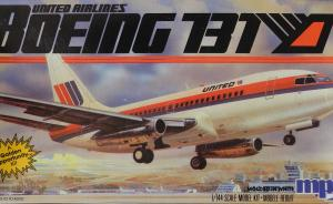 Kit-Ecke: United Airlines Boeing 737