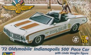 Kit-Ecke: ´72 Oldsmobile Indianapolis 500 Pace Car /w Linda Vaughn