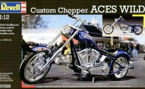 Custom Chopper ACES WILD