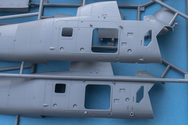 CH-34 US Army Rescue, MRC Nr. 64103 - Modellversium Kit-Ecke