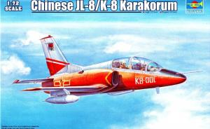 Kit-Ecke: Chinese JL-8/K-8 Karakorum