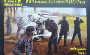 German Anti-aircraft (AA) Crew