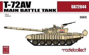 : T-72AV Main Battle Tank