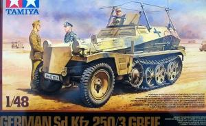 German Sd.Kfz. 250/3 Greif