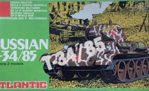 Kit-Ecke: Russian T-34/85