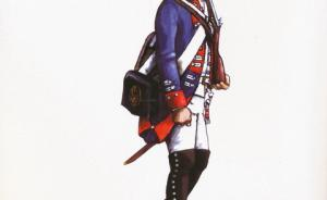 7 Years War Prussian Infantry (Command)