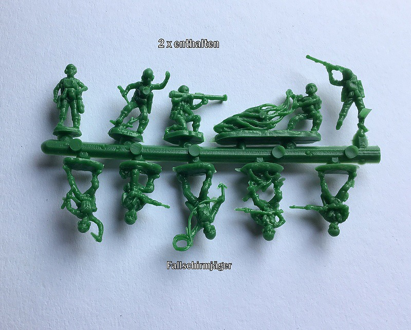Atlantic Models - Assault Troops