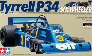 Tyrell P34 Six Wheeler