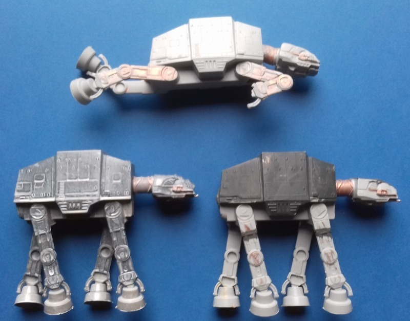 "Airfix - Star Wars ""Battle on Ice Planet Hoth"""