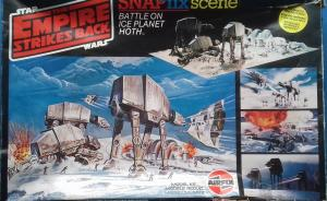 "Kit-Ecke: Star Wars ""Battle on Ice Planet Hoth"""