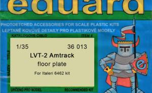 LVT-2 Amtrack: floor plate