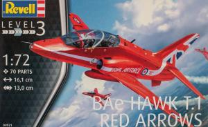 "BAe Hawk T.1 ""Red Arrows"""