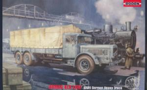 Kit-Ecke: Vomag 8LR LKW WWII German Heavy Truck