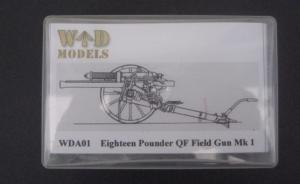 Eighteen Pounder QF Field Gun Mk 1