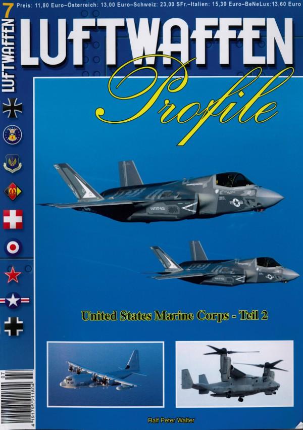 United States Marine Corps Teil 2 von Ralf Peter Walter ...