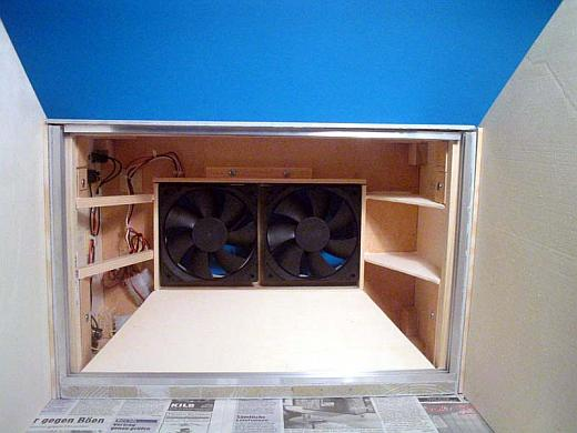 lackierkabine selber bauen modellbau selbst gebaute. Black Bedroom Furniture Sets. Home Design Ideas